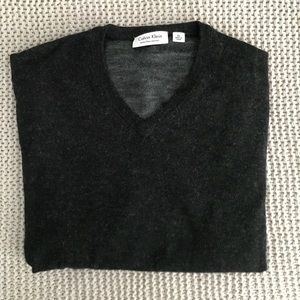 Men's - Calvin Klein - 100% - Merino Wool Sweater